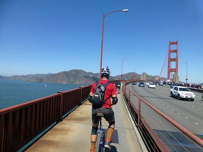 2013_09_07 Birthday ride in SF