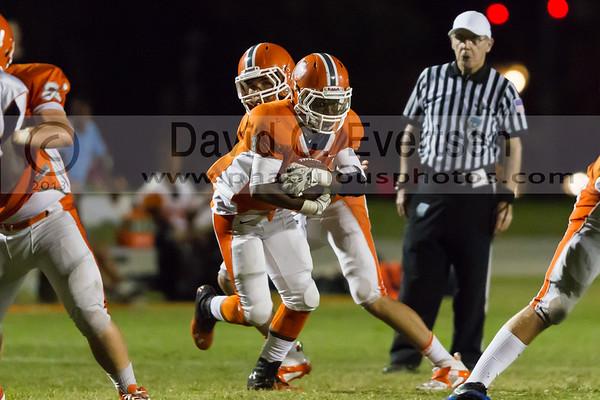 Boone Junior Varsity Football #1 - 2013