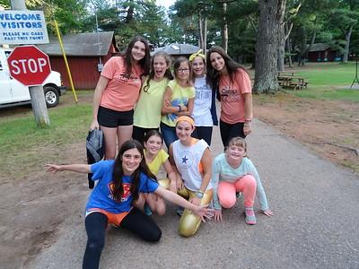 Camper Council - Broadway Musical Night!