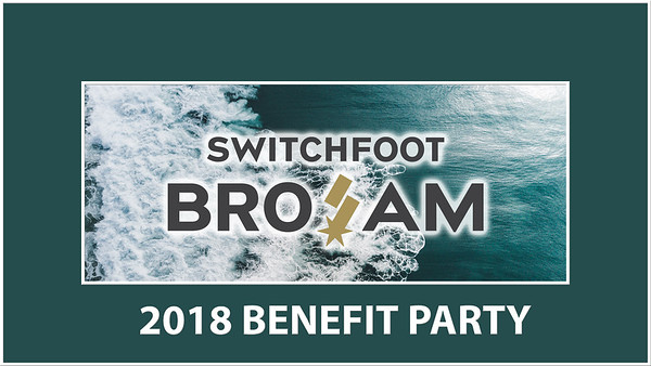 Switchfoot 2018 Benefit Party