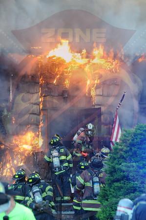 North Babylon Fire Co. Signal 13 19 Espie Ln.6/2/14