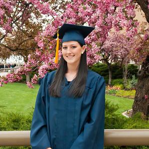 Madison's BYU Graduation April 22, 2010