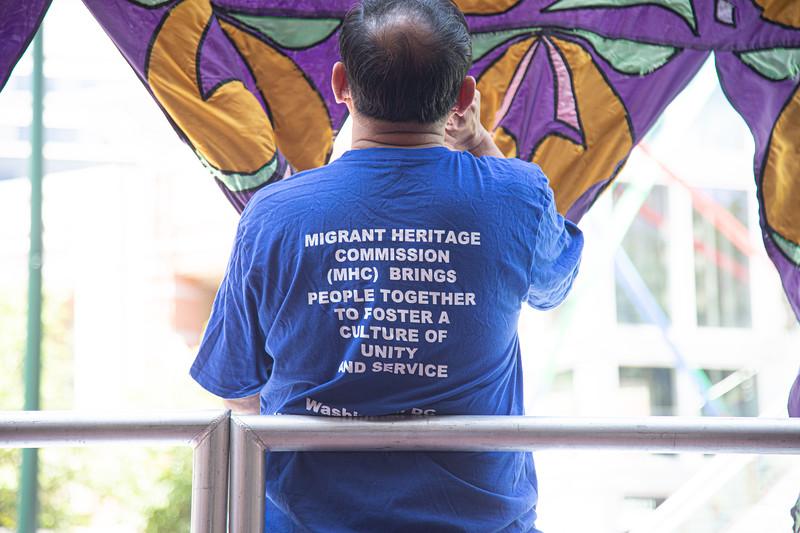 Migrant Heritage Commission