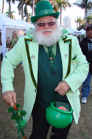 2010 WPB Irish Festival and St. Patty's Day