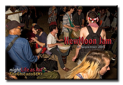 15 September 2015 New Moon Jam