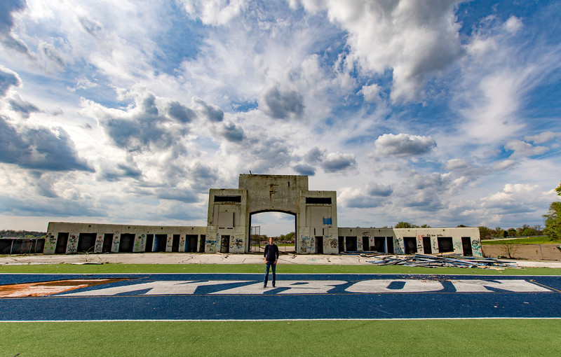 Andrew-Akron-Rubber-Bowl-Springtime-entrance.jpg