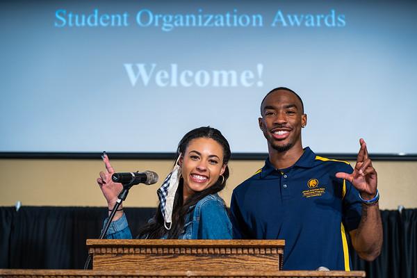 M21065- Student Organization Awards Banquet