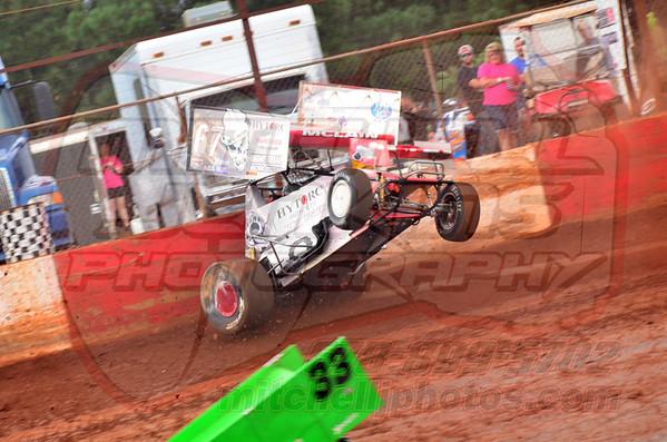 Dixie Speedway 7/16/16