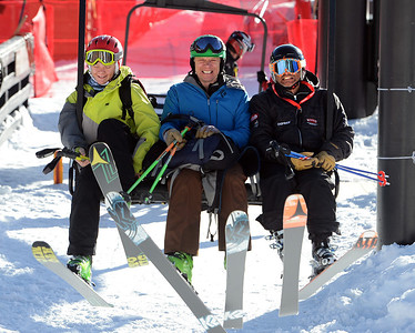 Skiing at Eldora Mountain Resort