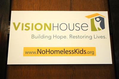 VisionHouse NoHomelessKids BenefitLuncheon 2015