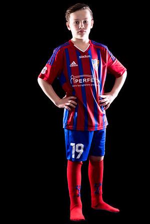 Samuel-Fotbollsporträtt
