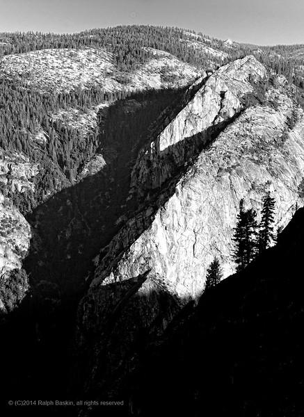 Taft Point Shadows