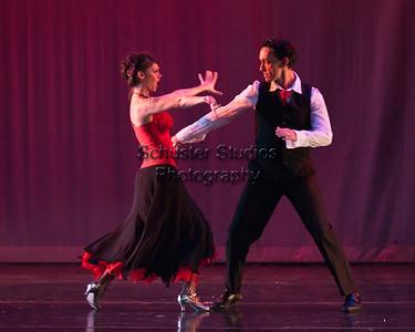 Tango-Avant Dance