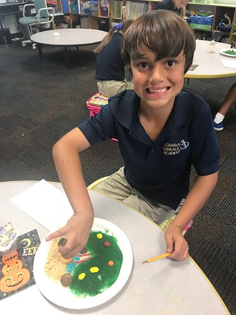 Edible Landform Maps