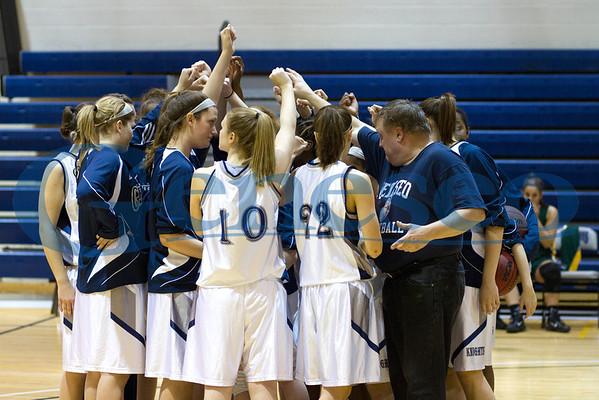 Women's Basketball 01/21/11
