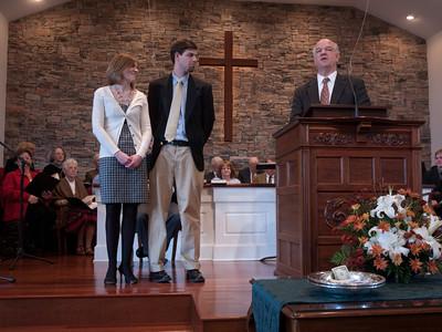 John Casteel Ordination