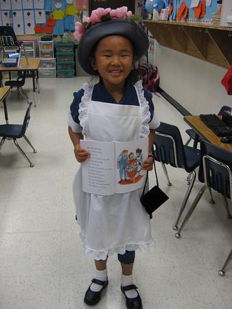 Storybook Dress Up Day October 2009