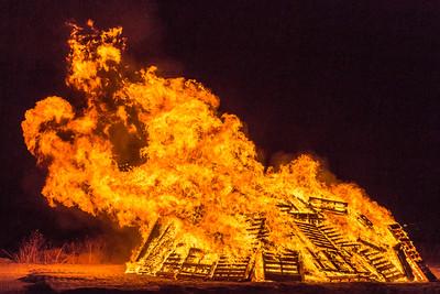 2015-09-24 Homecoming Bonfire
