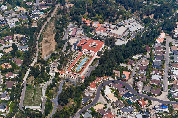 The Getty Villa: Pacific Palisades