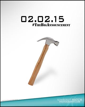 1/26/15 #TheBigAnnouncement