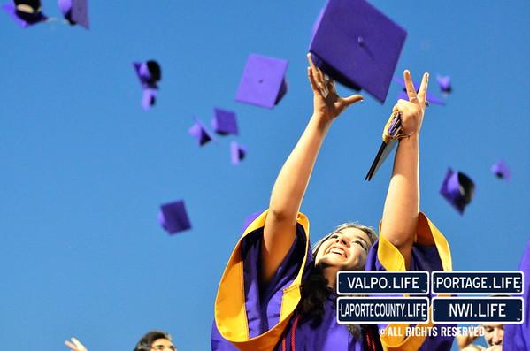 2016 Hobart High School Graduation