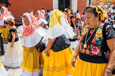 Oaxaca City: 2016-17
