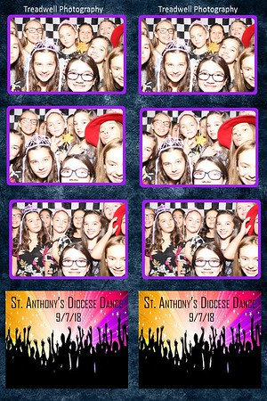 St. Anthony's Photo Booth