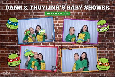 Dang & ThuyLinh's Baby Shower (prints)