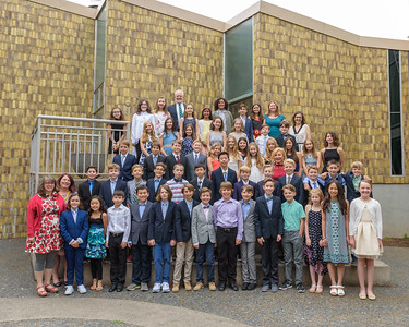 2018 Fifth Grade Promotion Ceremony