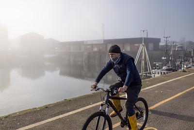 Troon Harbour Mist