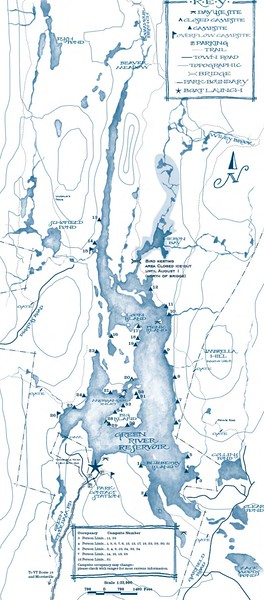 Green River Reservoir State Park