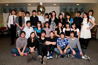 Paramus High School Concert and Dance at Dellridge Dec. 2009