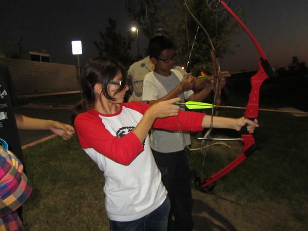 Archery Lessons