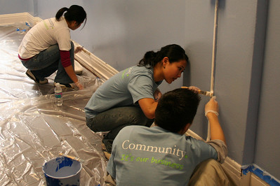 2008 Deloitte Painting Day