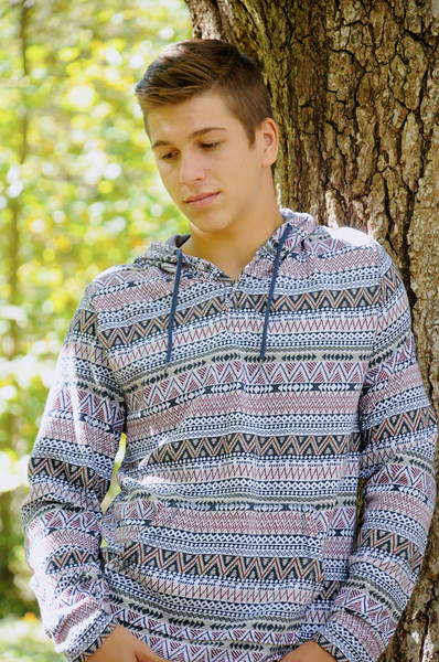 Jackson's Senior Photos