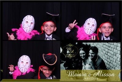 MAIARA E ALISSON