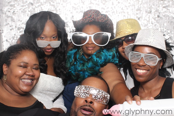 Sasha's Baby Shower Photo Booth
