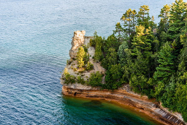 Miners Castle Point
