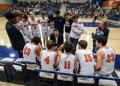 Wakeland Varsity Basketball 2019-2020