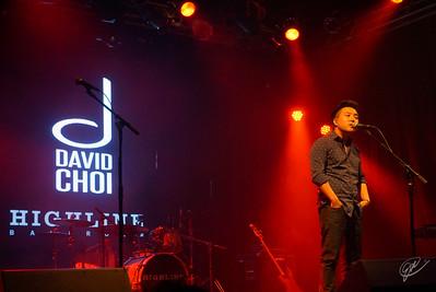 David Choi 2015 NYC Concert