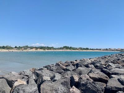Cap d'Agde August 2020