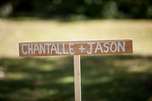 Details - Chantalle and Jason