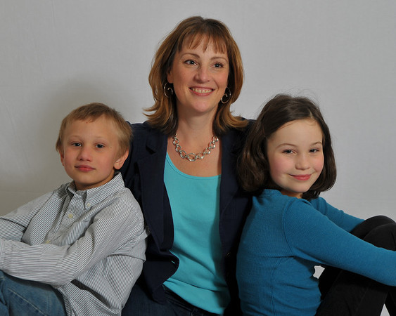 2010 Shelly, Maeve and Myles