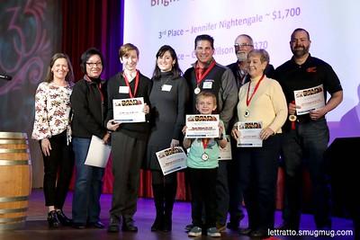 LLS Volunteer Appreciation Award Ceremony