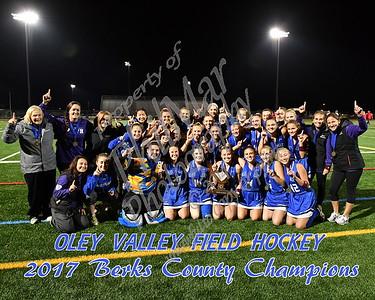 Berks County Championship - Oley vs Wilson
