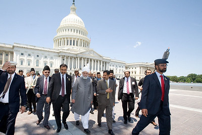 US Capitol Hill Visit