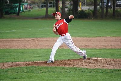 JH baseball vs Oxford  5/4/18