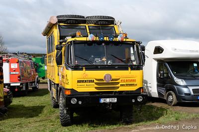 Truck Trial Milovice 2017