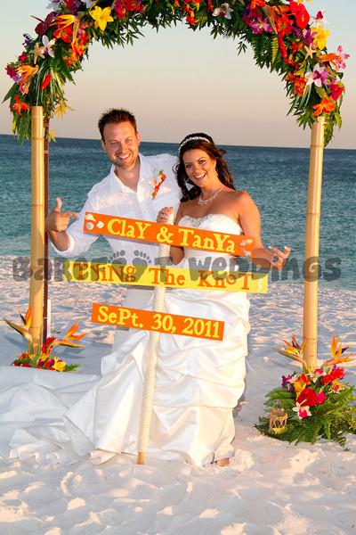 Tanya & Clay