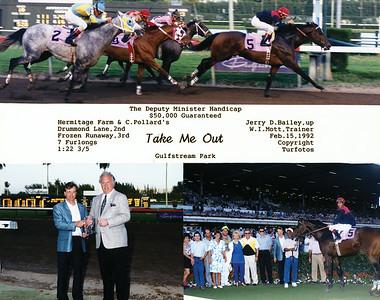 TAKE ME OUT - 2/15/1992